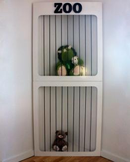Hjørne bamse bo